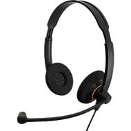 Headset EPOS|Sennheiser IMPACT SC 60 USB ML, bedraad, binaural, USB, Skype gecertificeerd, UC geoptimaliseerd, ActiveGard®