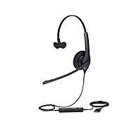 Headset Jabra BIZ 2400 USB Mono MS, für Microsoft Lync, FreeSpin™-Mikrofonarm, Geräuschunterdrückung, Mono-Ausführung