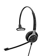 Headset Sennheiser SC 630 USB ML, kabelgebunden, Skype-zertifiziert, monaural, UC-optimiert