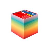 Herlitz blocnote Rainbow, gestapeld in verschillende kleuren, 800 vellen
