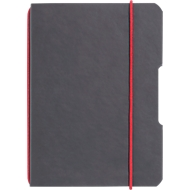Herlitz Notizbuch my.book, DIN A5, Lederoptik, 40 Blatt