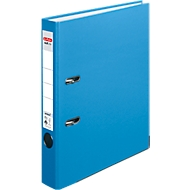 herlitz Ordner maX.file protect, DIN A4, Rückenbreite 50 mm, aqua