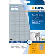 Herma etiketten nr. 4220 van matte polyesterfolie, 4725 etiketten, 25 vellen