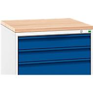 Holzauflage für Schubladenschränke