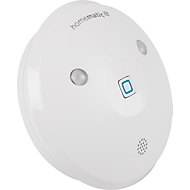 Homematic IP Alarmsirene, akustisch und optisch, Smart Home