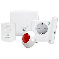 Homematic IP Sicherheits-Set plus, 4-teilig, Smart Home