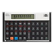 HP 12c Platinum Financial - Finanz-Taschenrechner