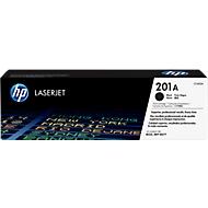 HP 201A Color LaserJet CF400A Toner schwarz, original