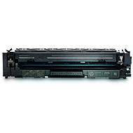 HP 203A Color LaserJet CF540A Toner schwarz, original