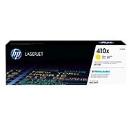 HP 410X Color LaserJet CF412X printcassette geel