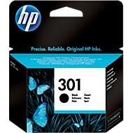 HP cartouche d'encre CH561EE, nr 301, noir