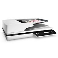 HP Flachbettscanner Scanjet Pro 3500 f1, bis zu 25 Seiten/Minute, 600 x 600 dpi