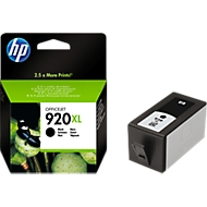 HP inkjet HP CD975AE|920 XL Inktcartridge zwart, 1.200 Paginas