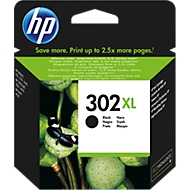 HP inktpatroon Nr. 302XL zwart (F6U68AE)