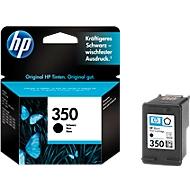 HP inktpatroon Nr. 350 zwart (CB335EE)