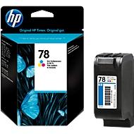HP inktpatroon Nr. 78 color (C6578DE)