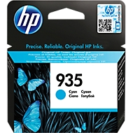HP inktpatroon Nr. 935 cyaan (C2P20AE)