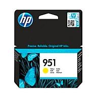 HP inktpatroon Nr. 951 geel (CN052AE)