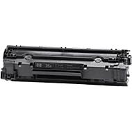 HP LaserJet C435A printcassette zwart