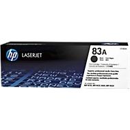 HP LaserJet CF283A tonercassette zwart