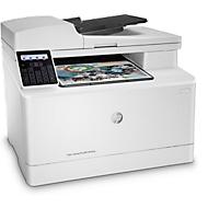 HP Multifunktionsdrucker Color LaserJet Pro MFP M181fw, 15 S./Min, WLAN, mobile Print