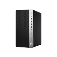 HP ProDesk 600 G4 - Micro Tower - Core i5 8500 3 GHz - 8 GB - 2 TB - Deutsch