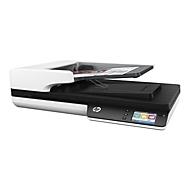 HP Scanjet Pro 4500 fn1 - Dokumentenscanner - Desktop-Gerät - USB 3.0, Gigabit LAN, Wi-Fi(n)
