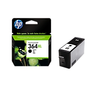 HP Tintenpatrone Nr. 364XL schwarz (CN684EE), original