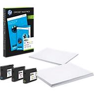 HP Tintenpatrone Nr. 953XL Office Value Pack (C/M/Y)