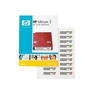 HPE Ultrium 2 - Strichcodeetiketten