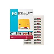 HPE Ultrium 3 RW Bar Code Label Pack - Strichcodeetiketten