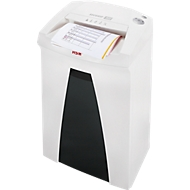 HSM® Aktenvernichter Serie SECURIO B22, Streifenschnitt 3,9 mm, 13-15 Blatt, P2, Auto Start-/Stopp, 33 l Korb