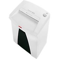 HSM® Shredder SECURIO B22 serie, deeltjesgrootte 1,9 x 15 mm, 7-9 vellen, P5, automatische start/stop, 33 l mandje