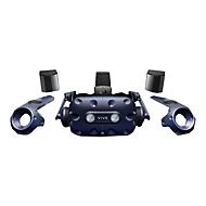 HTC VIVE Pro Full Kit VR System - 3D Virtual-Reality-Headset - 8.9 cm (3.5