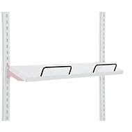 Hüdig+Rocholz Anschlagbügel System Flex, zur flexiblen Ausstattung von Ablageböden