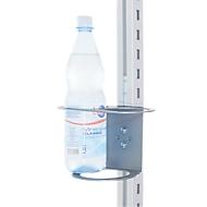 Hüdig+Rocholz houder voor flessen systeem Flex, twee aanbouwmogelijkheden