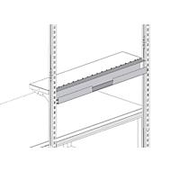 Hüdig+Rocholz kabelgoot systeem Flex, voor montage aan legbord, 800 mm