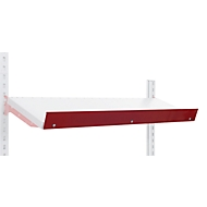 Hüdig+Rocholz stootrand systeem Flex, voor legborden, breedte 800 mm