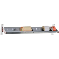Hüdig+Rocholz Utensilio System Flex, 800 x 200 mm, inkl. Trägerarme
