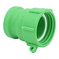IBC-adapter DN50 naar 2-inch Camlock mannelijke koppeling en BSP fijn schroefdraad