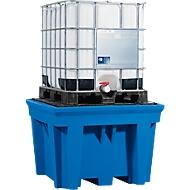 IBC - und KTC-Station asecos, für 1 Container