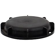 IBC vervangende schroefdop, 2 1/8 inch, fijne schroefdraad met fijne spoed