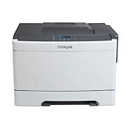 Imprimante laser couleur Lexmark CS317dn, 23 pages par minute, écran LCD à 2 lignes