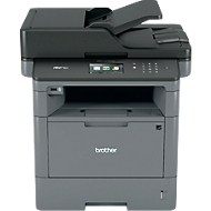 Imprimante multifonctions Brother MFC-L5700DN, imprimer, copier, scanner, 40 pp./min