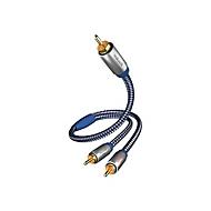 in-akustik Premium - Subwoofer-Kabel - 5 m