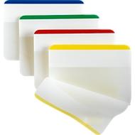 Index Strong 686-F1EU, 25,4 x 38 mm, 3 x 22 index, blauw, groen, rood, geel