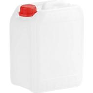 Industrie-Kanister, 5 Liter, natur