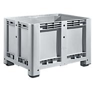 Industriebox met 4 poten, 470 liter