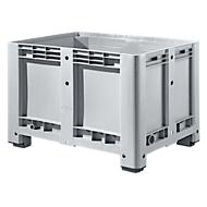 Industriebox, mit 4 Füßen, 470 Liter