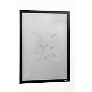 Inforahmen DURAFRAME® WALLPAPER, A3, Hoch- u. Querformat, inkl. Ersatzset, schwarz